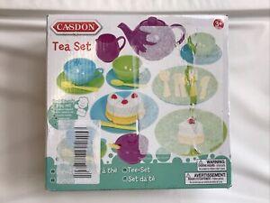 Casdon Teaset Kids Playset Toy Damaged Box
