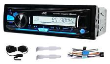 JVC KD-X33MBS MP3/WMA Marine Boat Digital Media Player Bluetooth XM Radio Ready