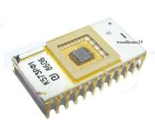 Rare soviet chip K573RF1 Golden Pins UV ERASABLE PROM, Clone of Intel 2708