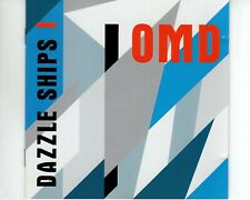 CD ORCHESTRAL MANOEUVRES IN THE DARKdazzle shipsEX  (B3427)