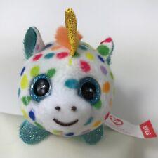 Star the Unicorn Plush TY Teenie Beanie Boo's Happy Meal Toy McDonald's Animal