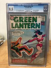 Green Lantern #16 (1962) CGC 8.5 - 1st Star Sapphire