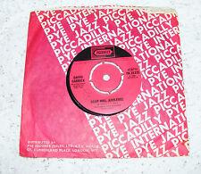 """David  Garrick  Dear  Mrs. Applebee / You're  What I'm Living For 1966  7"""" Vinyl"""