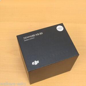 DJI Zenmuse Gimbal H3-3D (for Phantom 2 only) 3-Axis Brushelss for GoPro 3 -USA