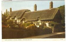 Anne Hathaway's Cottage,Stratford-Upon-Avon.By Jarrold and Sons Ltd. Nor England