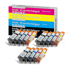 15 Ink Cartridges for MP540 MP550 MP560 MP620 MP630