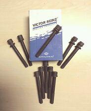 Para Astra MK5 H 1.7 CDTI pernos de cabeza de cilindro motor Victor Reinz Set Kit Z17DTH
