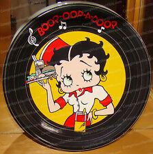 """Betty Boop Boop-oop-a-doop, 10"""" Dinner Plate (by Pacific, 37696) 2007, Ceramic"""