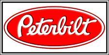 Peterbilt Truck Banner,  Huge 2' x 4'  High Quality Sign Banner Flag
