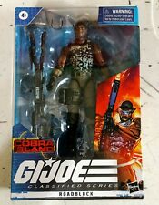 GI Joe Classified Series Cobra Island Roadblock #11 Target Exclusive Hasbro