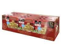 12ct Teriyaki Beef Chow Mein Noodles 4oz Instant Asian Lunch Ramen Microwaveable