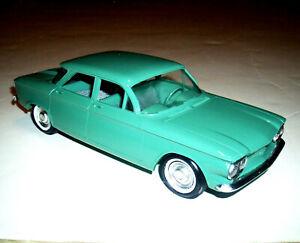 1960 Chevrolet CORVAIR 700 Sedan Jade Greeen AMT SMP Promotional Model PROMO 60