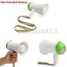 Portable Mini Handheld Megaphone Bullhorn Loud Speaker Amplifier Bullhorn Voice