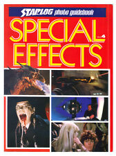 SPECIAL EFFECTS volume 4 Starlog Photo Guidebook (1984) 100-page illust. SC 1st