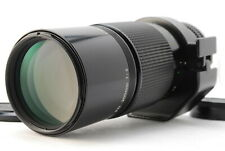 【Excellent】CANON New FD 200mm f4 Macro Telephoto Lens from Japan (40-KE1)