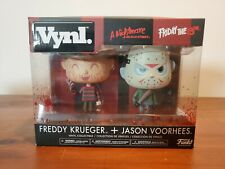Freddy vs Jason Vynl Vinyl Figures 2-Pack Funko Friday The 13th Nightmare on Elm