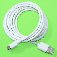 High Speed Type-C USB 3.1 Reversible Data Cable for ZTE Blade X Max Z983 Cricket