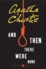 And Then There Were None by Agatha Christie (2014, Paperback, Anniversary,...