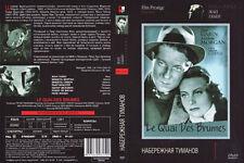 Le Quai Des Brumes / Naberezhnaya tumanov    Russian, French  DVD  PAL