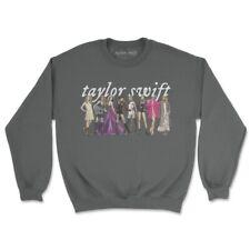 New listing New Taylor Swift Limited Edition Eras Sweatshirt Dark Gray Folklore Large
