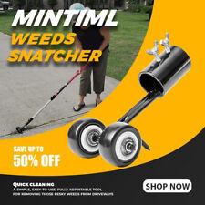 Weeds Snatcher Weeding Hook No Bending Down Remover Tool Garden Hand Weeder