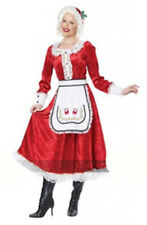 California Costumes Classic Mrs Santa Claus Christmas Adult Costume. 01556 XXL