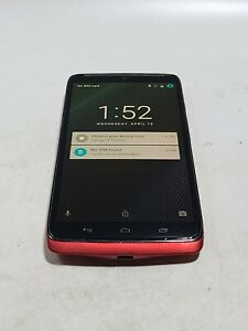 Motorola DROid Turbo Ballistic Nylon, (32GB)(Verizon)(Shadow Screen)  -F406