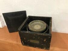 Antique Collectible Marine compass Cornelius Knudsen measuring device