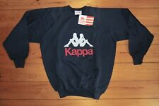 Kappa Vintage Sweatshirt 90er blau Size L