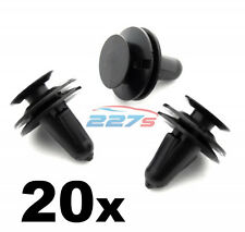 20x Door Card & Interior Panel Trim Clips for some Ford Fiesta, Puma & Fusion