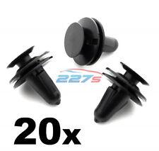 20x Carte Portière & Intérieur Clips Garniture Panneau pour certains Ford Fiesta