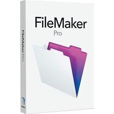 FileMaker Pro 16 Database Software **BRAND NEW** Education & Non-Profit