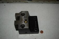 W2421 Tool Holder Block For Nakamura Tome Cnc Lathe Turning Center Lot Of 1
