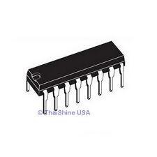 10 x M74HC595B1R 74HC595 8 bit Shift Register IC DIP-16 USA SELLER Free Shipping