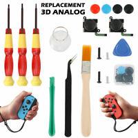 21pcs Replacement 3D Analog Joystick Thumb Stick for Nintendo Switch NS Joy-Con