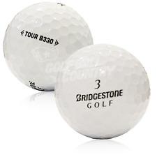 24 Bridgestone Tour B330 Near Mint AAAA Used Golf Balls - FREE Shipping