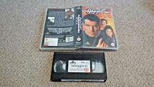 VHS Video PAL Big Box Ex Rental James Bond 007 Tomorrow Never Dies MGM/UA