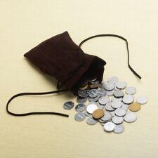 Drawstring Coin Wallet/Bag HOT Medieval/Larp/Pagan/Reenactment Money Bag Purse