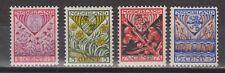 NVPH Netherlands Nederland 208 209 210 211 MLH ong 1927 kinderzegels VERY FINE