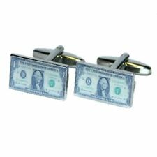 US Dollar Bill Cufflinks