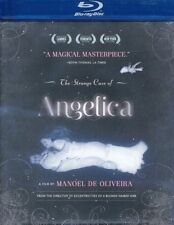 The Strange Case of Angelica [New Blu-ray] Subtitled