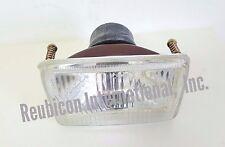 MAHINDRA TRACTOR HEAD LAMP  WITH BULB -0074