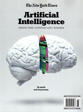 """The New York Times """"ARTIFICIAL INTELLIGENCE"""" ~ Health Care ~ Life ~ Business NEW"""