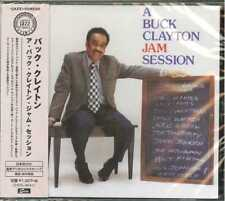 BUCK CLAYTON-JAM SESSION#1-JAPAN CD Ltd/Ed C65