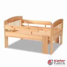 Kinder-Bettgestelle ohne Matratze mit Natur 190 cm