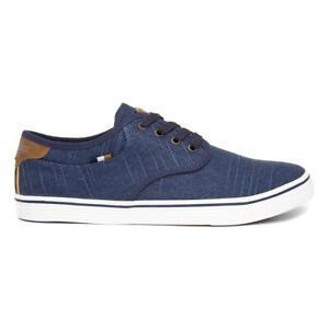 Wrangler Calypso Derby Blue Canvas Shoe Size EU 41,42,43,44,45,46