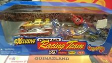 Pack Hot Wheels Racing Team Exclusive Funny Car (9961)