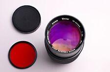 Vivitar 75-205mm f3.8 MC Macro Focusing Zoom Lens for Minolta MD by Kino (#2312)
