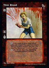 VTES V:TES - Thin Blood x4 - Combat / Final Nights