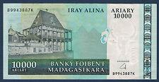 MADAGASCAR - 10000 ARIARY Pick n° 85. de 2003. en SUP   B 9943887 K